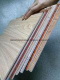 Melamin-und Furnier-Blattpapier stellte Multy-Furnierholz gegenüber