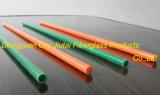 Estaca resistente da fibra de vidro do ácido e do alcalóide com elasticidade elevada