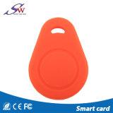 Silicón único Keychain elegante de la zapatilla de deporte de RFID