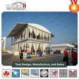 Tenten van de Dekken van de Koepel van de Bestseller de Dubbele met de Muren van het Glas, de Deuren van het Glas