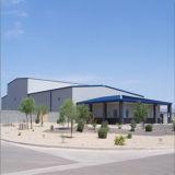 Edificio estructural de acero Pre-Dirigido del diseño de las vertientes