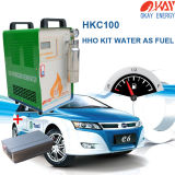 L'eau comme essence sauvegardent l'essence jusqu'aux nécessaires de générateur de Hho de véhicule de 40%