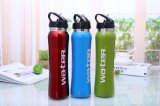 500ml garrafa de água em aço inoxidável com tampa de plástico (SH-ST10)