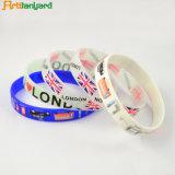 Promotion bracelet colorée de mode de fermeture à glissière