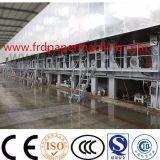 Los residuos de alta calidad el reciclaje de papel tamaño A4 Impresión y escritura de la máquina de fabricación de papel de proveedor de China