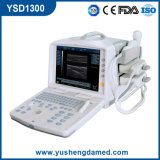 Ysd1300 Full Digital Portable Ultrasound with Ce Approuvé PC Based