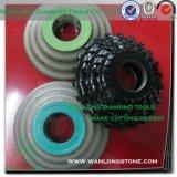 Колеса турбины с ЧПУ для полировки камня и Grinding-Turbo колеса колеса с ЧПУ