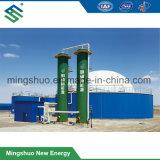 Sistema di desolforazione di gas di combustione di rendimento elevato