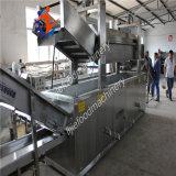 Grote Automatische Ononderbroken Frituurpan/Bradende Machine