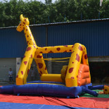 Animal Inflatable Bouncer for Dirty