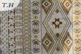 Serie del Chenille di sofà di prima scelta del tessuto nel caldo