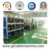 Da maquinaria terminal da extrusora de 50 FTTH maquinaria de fibra óptica do cabo pendente