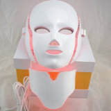 PDT Mascarilla facial de la terapia de luz LED con 7 colores
