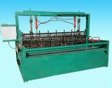 高いEfficienlly油圧圧力ひだを付けられた金網編む機械