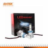 Auto IP 68 H11 T8 Últimas faros LED Bombillas LED 30W 5000LM faros de coche
