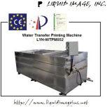 Líquido 3m imagen Certificación CE Longitud Hidrográfica inmersión de la máquina y del agua de la máquina de transferencia para grandes artefactos