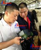 Ветеринарные ультразвукового сканера, ультразвуковой Machinefor конского крупного рогатого скота, свиней, собак, Feline, лошади, крупного рогатого скота и коров, коз и овец, Vet ультразвуковой машины