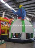 子供のための膨脹可能な象の跳ね上がり