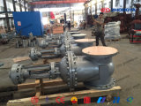 Válvula de puerta del acero de molde de DIN/GOST/GB Dn600 Pn25