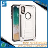 Dispositif de couverture de téléphone mobile pour l'iPhone X
