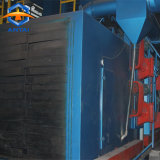 Déposer l'échelle de blocs forgés en acier inoxydable Shot/Décapage Machine