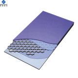 Les panneaux en aluminium à revêtement PVDF Honeycomb pour façades extérieures