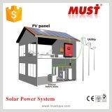 inversor puro de alta frecuencia de la energía solar de la onda de seno de 60A MPPT