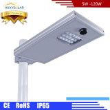 Migliore indicatore luminoso di via solare di vendita di illuminazione esterna LED