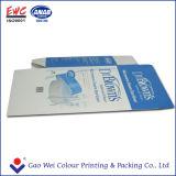 Frasco de leite personalizadas Caixa de papel colorido