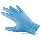 Guanti a gettare del vinile dell'esame medico di sicurezza dei guanti del PVC