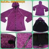 Nuovo svago delle donne & rivestimento esterno casuale di Softshell con il cappuccio (SM-SP1520)