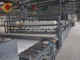 Os painéis do tipo sanduíche com painel de camio ̃ es pesados da linha de produção