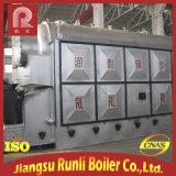 Chaudière à vapeur horizontale de pétrole de combustion thermique de chambre pour l'industrie