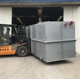 Mbr bioréacteur à membrane Type de dispositif de traitement des eaux usées souterrain