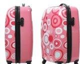 Laufkatze-Beutel des Muster-Gepäck-ABS+PC mit Spinner dreht Gepäck