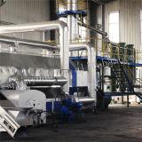 Plastikabfall bereiten Pyrolyse-und Einäscherung-Maschine auf