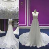 [شفّون] زفافيّ ثوب شاطئ ثوب لأنّ عرس [ز11154]