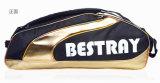 Custom 6 Pack Tennis Raqueta raqueta mochila bolsa