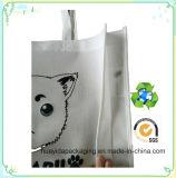 Eco-Friendly PP 비 길쌈된 끈달린 가방