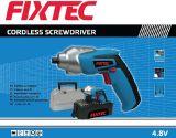CC Motor Cordless Screwdriver di Fixtec 4.8V