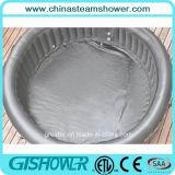 Inflables portátiles de la bañera de hidromasaje exterior para adultos (pH050014 negro)
