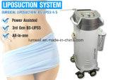 Cannulas van Liposuction van het Gebruik van de Kliniek van de zwaarlijvigheid de Naald Macht Bijgestane Liposuction van Liposuzione