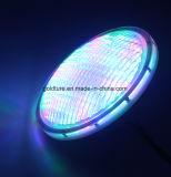 Il LED subacqueo RGB illumina la lampada marina del raggruppamento 12V
