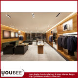 주문 Menswear Shopfitting, Men Garment 또는 Clothing/Footwear 상점 Display Fixtures