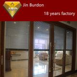 Высокое качество изображает алюминиевую раздвижную дверь франчуза балкона профиля