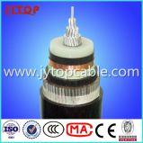 11kv de Kabel van het aluminium, Kabel 3X120mm van Drie Kern