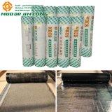 Het verwarmen van het Toegepaste Sbs Gewijzigde Dak Underlayment van het Broodje van het Bitumen Waterdichte