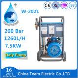 Elektrische industrielle Rohr-Reinigungs-Bläser-Waschmaschine