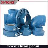 Giunti scanalati verniciati/epossidici/zincati/Dacromet e raccordi prodotti in Cina da Xhtong