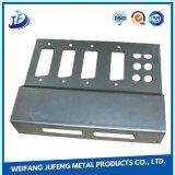 알루미늄 부속을 각인하는 주문을 받아서 만들어진 판금 CNC